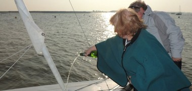 First Dragon Race and a Launching…
