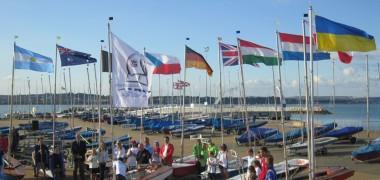 Cadet World Championships Weymouth 2014
