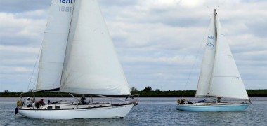 2014 Brightlingsea Race for RCYC Cruisers