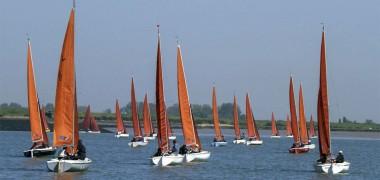 Squibs Weekend Sailing