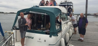 Cruiser Fleet- Pontoon Party 6th July