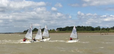 Corinthian Otters Optimist Open Meeting