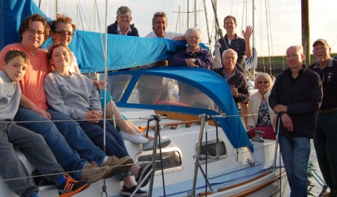 Westerly Owners Rally to Burnham on Crouch
