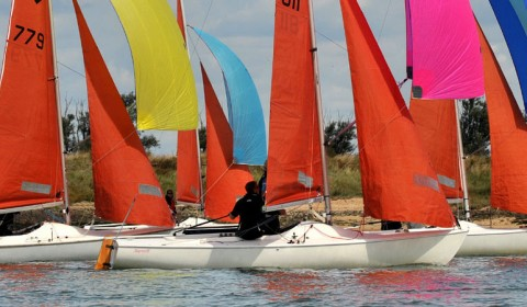 Sparkling Start to Premier East Coast Regatta