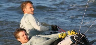 Osprey sailors lead 2014 Endeavour Championship