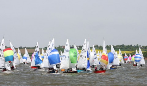 Third Cadet Class Selector Trials at RCYC
