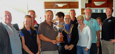 Royal Corinthian retains the St Mathew Cup in 2013