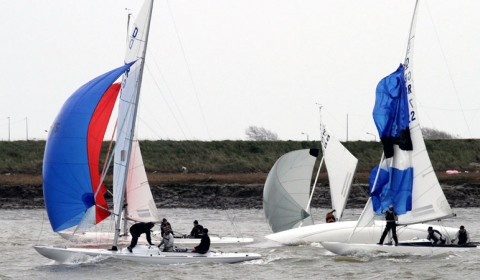 Dragon Easter Regatta 2016