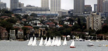 Ted Albert Memorial and Prince Phillip Cup at RYS Sydney