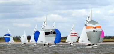 Dragon Easter Regatta