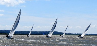 Whitsun Regatta Dragon report