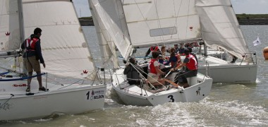 British Keelboat League qualifier
