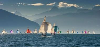 Dragon European Championships in Switzerland