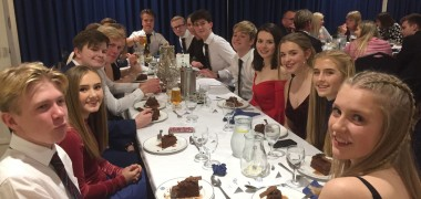 Otter Prize Giving 2017