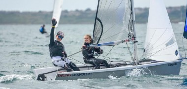 Otters, ex Otters and Corinthian Members at the RS 200 Nationals