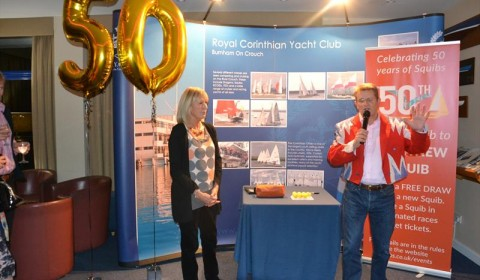 Squib 50th Anniversary Prize-giving Dinner