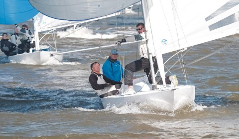 Dragon Easter Regatta 2019