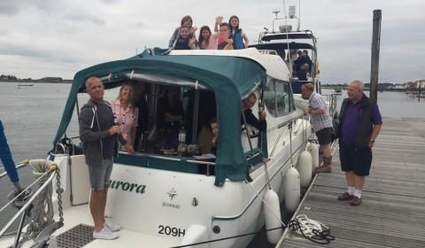 Cruiser Fleet- Pontoon Party 6th July