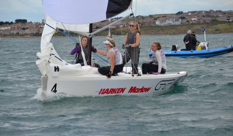 Team Athena Win National Marlos Ropes Match Racing