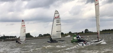 Blaze Sailing 20th June- Postponed.
