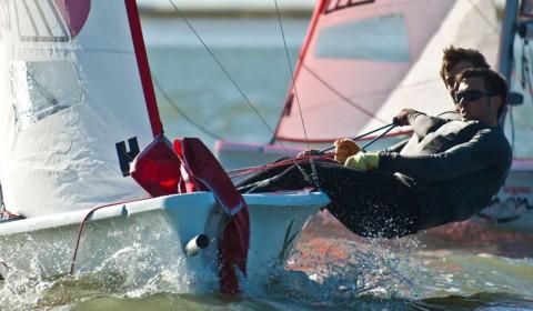 Ben Saxton wins 2012 Endeavour