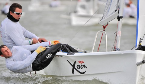 Nick Craig & Toby Lewis Win 2011 Endeavour