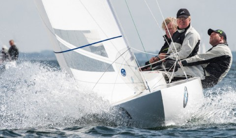 Tim Tavinor wins Dragon Gold Cup 2015