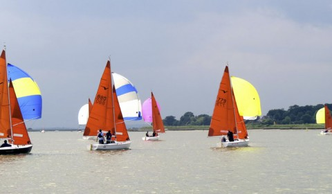 Jimmy Starling Trophy Regatta