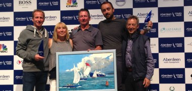Sue Pelling reports on RCYC's success at Cowes Week