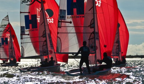 RS200 Champions lead Endeavour
