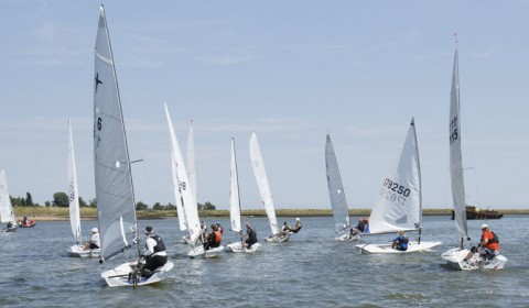 RCYC Super Saturday 4 races 7 and 8