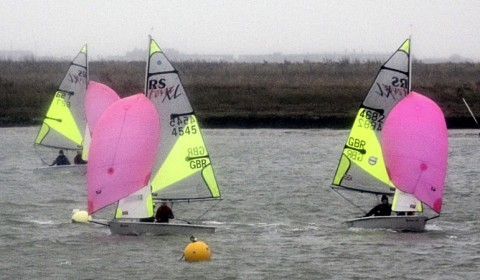 Brass Monkey Conditions for End of Season Race