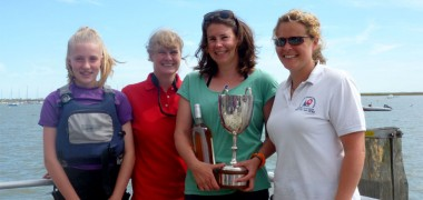 Packard Ladies' Cup Race 2015