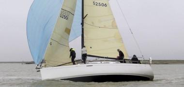 Cruiser Burnham Week Report