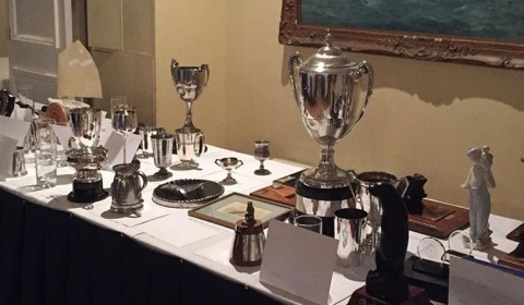 Trophy Fever Rolls into Rip Roaring Palmer/Aspinall Disco
