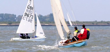RCODs at Whitsun Regatta