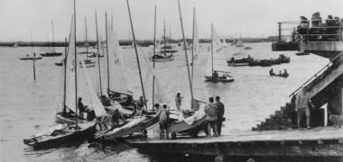 RCYC Hornet Sailors of Yesteryear