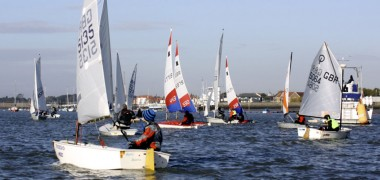 Final Dinghy Super Saturday
