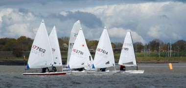 Super Saturday Dinghy Series