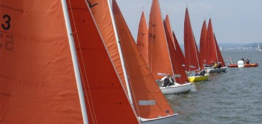 <i>Lady Penelope</i> wins Squib East Coast Championships
