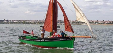 The Little Ship <i> Endeavour</i>