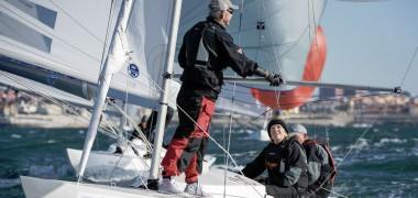 Wiltons continue away-sailors' success in Cascais