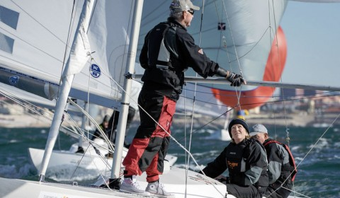 Wiltons continue away-sailors' success in Cascais
