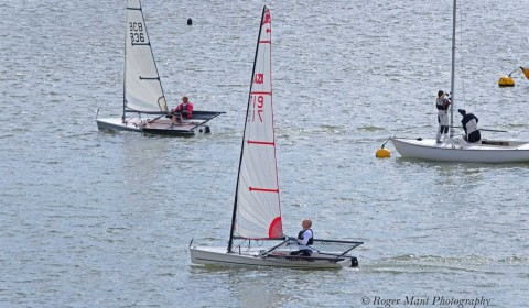 Blazes' at RCYC Regatta Week