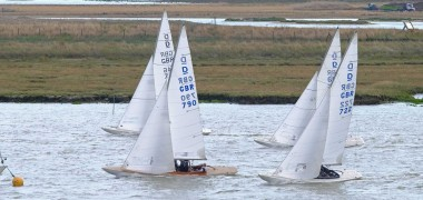 Dragons at RCYC Regatta Week