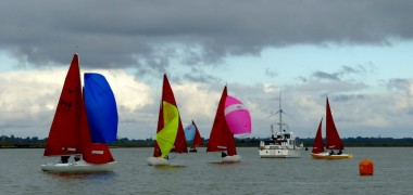 Drifting and Close Racing for the Squibs- 17th October