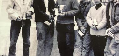 Robin Judah- member, Olympic sailor and friend.